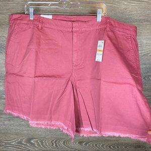 Style and Co Mid Rise Shorts NWT